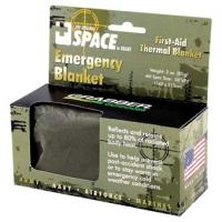 Space Emergency Blanket-Olive
