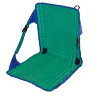 Crazy Creek HEX 2.0 Original Chair, Royal Blue/Emerald