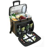 Picnic at Ascot Eco Wheeled Cooler for 4