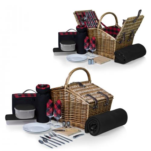 Best Picnic Basket For 2 : Picnic time somerset basket for two