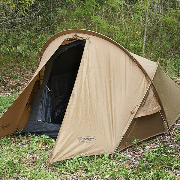 SnugPak Scorpion 2, 1 Person Tent, Coyote