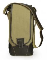 Picnic Plus Palmetto Single Bottle Wine Bag - Olive