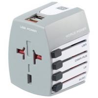 Design Go World Adapter Usb Non Grounded