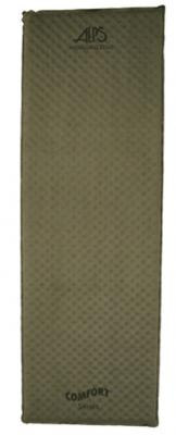 ALPS Mountaineering Comfort Series Self Inflating Air Pad - Long