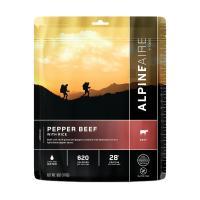 Pepper Beef w/Rice