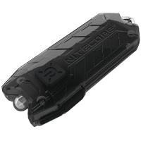 Nitecore Tube-UV Rechargeable Keychain Light, Black