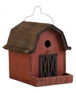 Decorative Bird Houses by Songbird Essentials