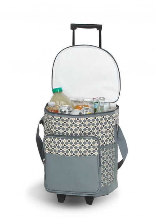 Picnic Plus Dash Rolling Cooler- Mosaic