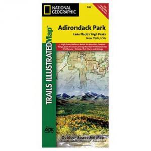 National Geographic: Adirondack Park Lake Placid #742