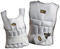 Gofit GF-WV10 10-lb Unisex Adjustable Weighted Vest