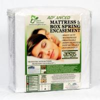 Nove furniture Group Green Answer Advanced Mattress & Box Spring Encasement Set, Queen