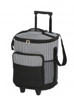 Picnic Plus Dash Rolling Cooler - Houndstooth