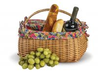 Picnic Plus Napa Basket, Kaleidoscope