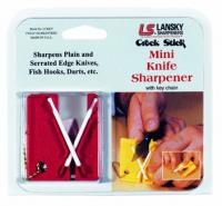 Lansky Sharpeners - Mini Crock Stick Knife Sharpener