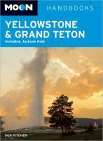 Moon Yellowstone-grand Tetons