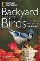 Random House Nat Geo Backyard Birds of N.A.