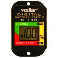 Digital Battery Status Gauge