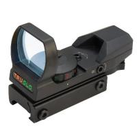 Truglo RED-DOT OPEN 4-RTCL BLK