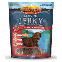 Zukes Genuine Jerky Barbeque Beef