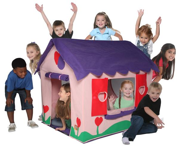 Bazoongi Kids Play Structure Dollhouse