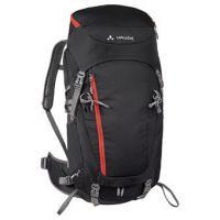 Vaude Asymmetric 42+8 Backpack - Black