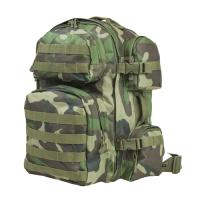 Vism Tactical Backpack - Woodland Camo