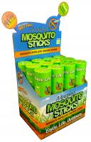 M-DOG Murphy's Mosquito Sticks Tabletop Display (12 pcs)