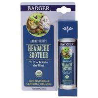 Badger Headache Sooth .6 oz Stick