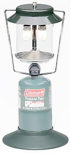 Coleman Double Mantle Propane Lantern