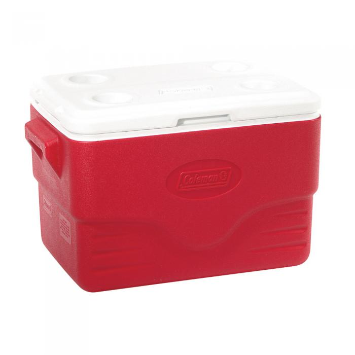 Coleman 36 Qt. Cooler - Red