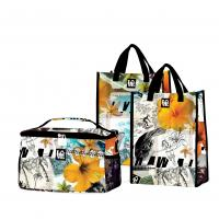 Love Bags Hula Hula Chill Set, 3 in 1 Cooler/Tote Set