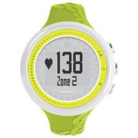 Suunto M2 Watch, Lime w/ Soft Textile Heart Rate Belt