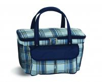 Picnic Plus Avanti Cooler Tote - Varsity Plaid