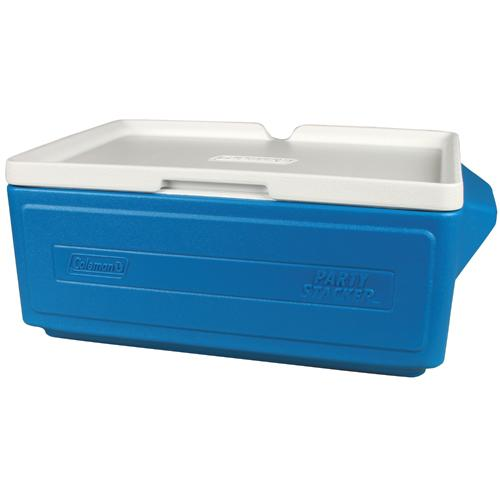 Coleman Cooler, 24 Can Stacker Blue
