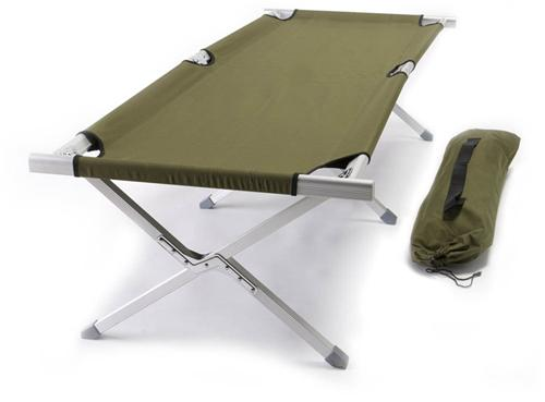 Big Bear Military Cot
