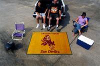 "Arizona State Sun Devils Tailgater Rug 60""x72"""
