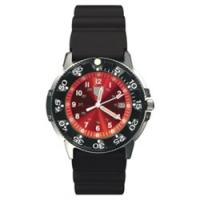 RAM Instrument Dive Watch, Red Face (41200 Series)