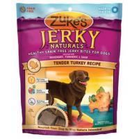 Zukes Jerky Naturals - Turkey, 6 Oz