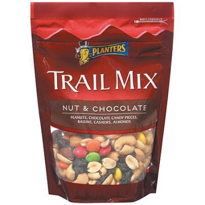 Kraft Plntrs Trailmix Nut/Chocolate 2 0z