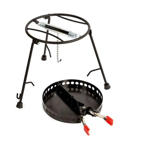 Campmaid Combo Set 2 Piece, Lid Lifter/Charcoal Holder