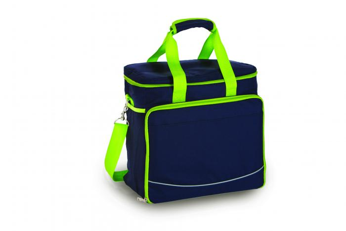 Picnic Plus Merritt Cooler Bag with Foldout Table - Navy