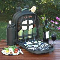 Picnic at Ascot Eco Picnic Backpack Cooler for Four