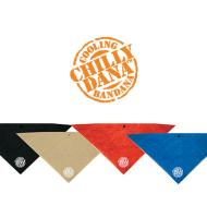 Frogg Toggs Chilly Dana Cooling Bandana - Sunset Red