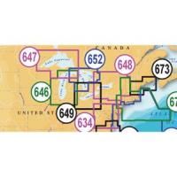Navionics Platinum Plus Lake Erie & Saint Clair - SD/MicroSD