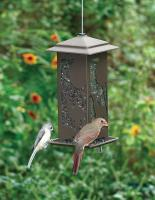 Homestead Wilderness 5 lbs. Capacity Bird Feeder