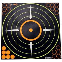EZ See Adhesive Bullseye Target (6 pack)