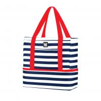 Love Bags Beach Time, Anchors Aweigh Cooler/Tote