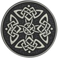 Maxpedition Celtic Cross Patch Glow