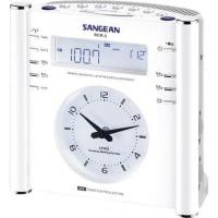 Sangean RCR-3 Digital AM/FM Atomic Clock Radio