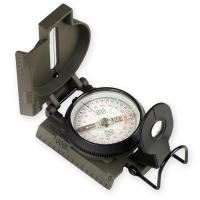 NDuR Lensatic Compass W/Metal Case